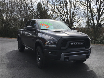 2018 Ram 1500 Crew Cab 4x4, Pickup #JS152716 - photo 1
