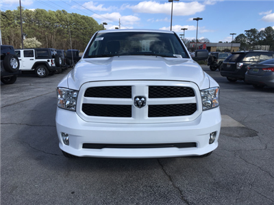 2018 Ram 1500 Quad Cab 4x4,  Pickup #JS158247 - photo 3