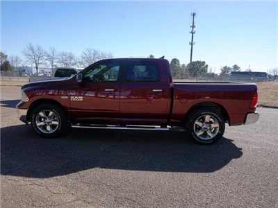 2018 Ram 1500 Crew Cab 4x4, Pickup #JS159065 - photo 3