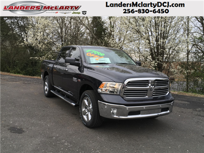 2018 Ram 1500 Crew Cab 4x4, Pickup #JS159066 - photo 1