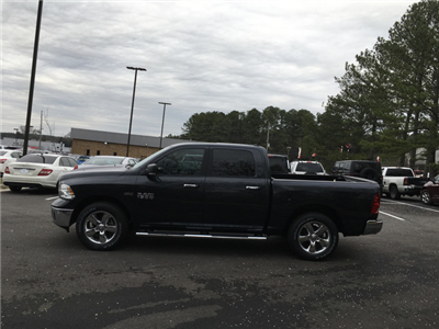 2018 Ram 1500 Crew Cab 4x4, Pickup #JS159066 - photo 4