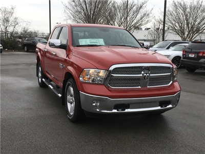 2018 Ram 1500 Crew Cab, Pickup #JS168309 - photo 1