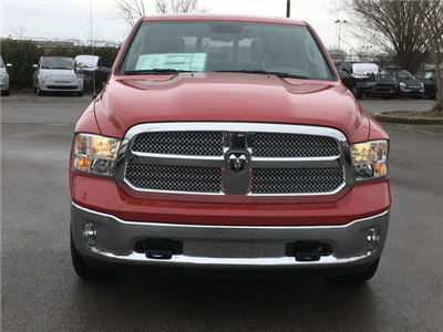 2018 Ram 1500 Crew Cab, Pickup #JS168309 - photo 3