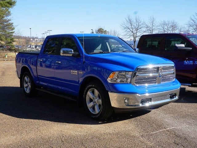 2018 Ram 1500 Crew Cab, Pickup #JS173952 - photo 3