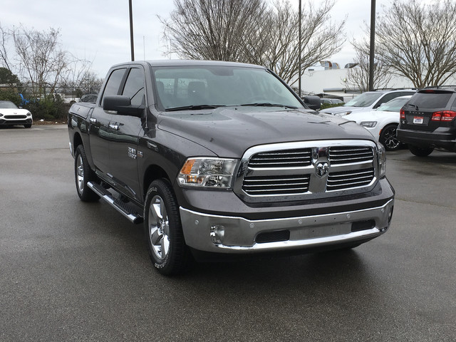 2018 Ram 1500 Crew Cab, Pickup #JS195119 - photo 1
