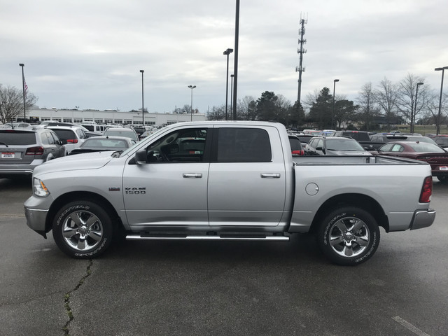 2018 Ram 1500 Crew Cab 4x2,  Pickup #JS211475 - photo 4