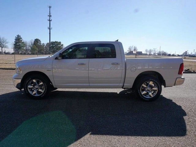 2018 Ram 1500 Crew Cab, Pickup #JS211477 - photo 4