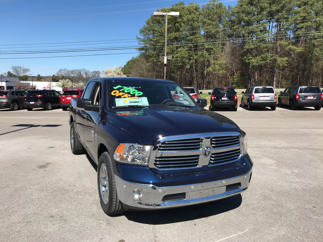 2018 Ram 1500 Crew Cab, Pickup #JS211485 - photo 1