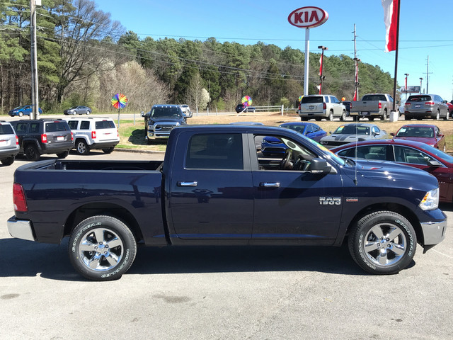 2018 Ram 1500 Crew Cab, Pickup #JS211485 - photo 6
