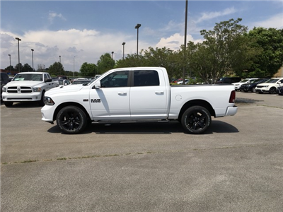 2018 Ram 1500 Crew Cab 4x4,  Pickup #JS271908 - photo 4
