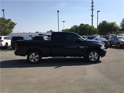 2018 Ram 1500 Quad Cab, Pickup #JS299554 - photo 5