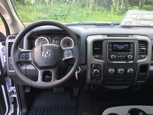 2018 Ram 1500 Quad Cab 4x4,  Pickup #JS308291 - photo 11