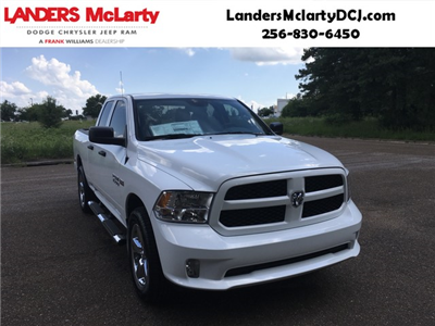 2018 Ram 1500 Quad Cab 4x4,  Pickup #JS308291 - photo 1