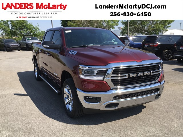2019 Ram 1500 Crew Cab, Pickup #KN534742 - photo 1