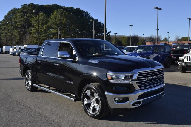 2019 Ram 1500 Crew Cab 4x4,  Pickup #KN549982 - photo 3