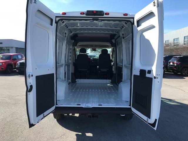 2021 Ram ProMaster 1500 High Roof FWD, Empty Cargo Van #ME530117 - photo 1