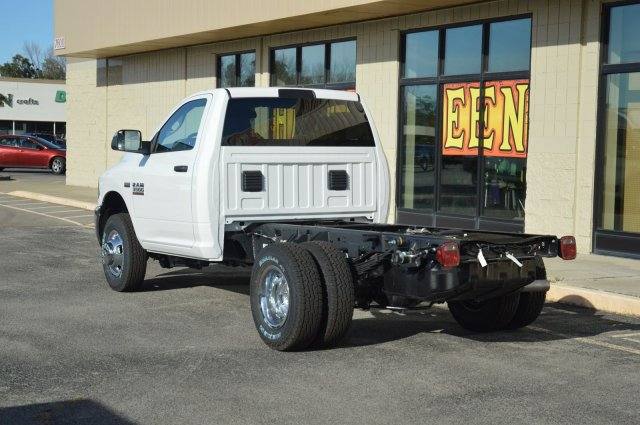 2018 Ram 3500 Regular Cab DRW 4x4, Cab Chassis #80126 - photo 2