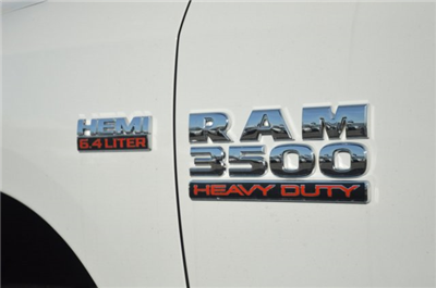 2018 Ram 3500 Regular Cab DRW 4x4, Cab Chassis #80126 - photo 7