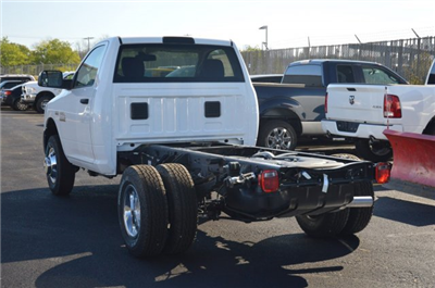 2018 Ram 3500 Regular Cab DRW 4x4 Cab Chassis #80128 - photo 2