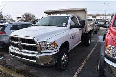 2018 Ram 3500 Regular Cab DRW 4x4,  Default Niagara Truck Equipment Dump Body #80128 - photo 1