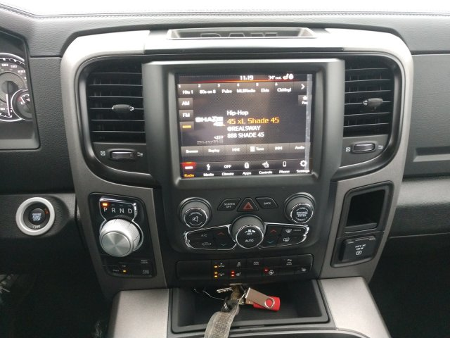 2018 Ram 1500 Crew Cab 4x4 Pickup #80313 - photo 9