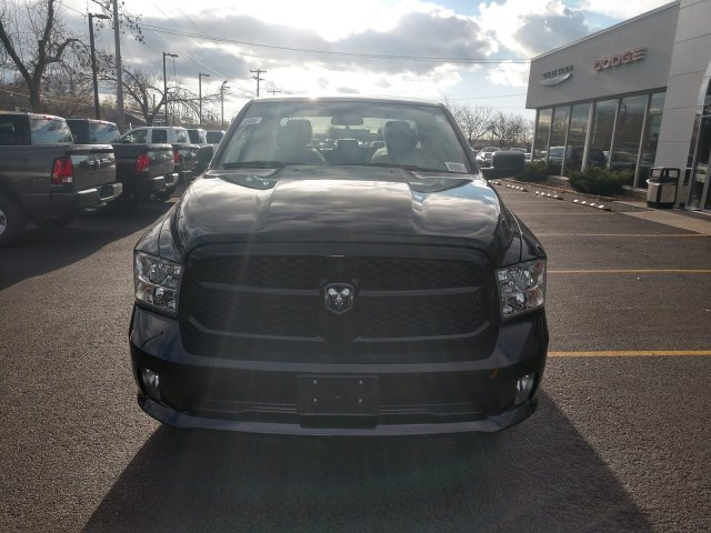 2018 Ram 1500 Quad Cab 4x4, Pickup #80334 - photo 3