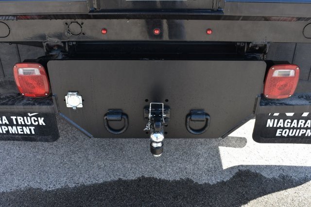 2018 Ram 3500 Regular Cab DRW 4x4,  Niagara Truck Equipment Dump Body #80881 - photo 10
