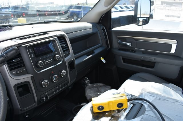 2018 Ram 3500 Regular Cab DRW 4x4,  Niagara Truck Equipment Dump Body #80881 - photo 18