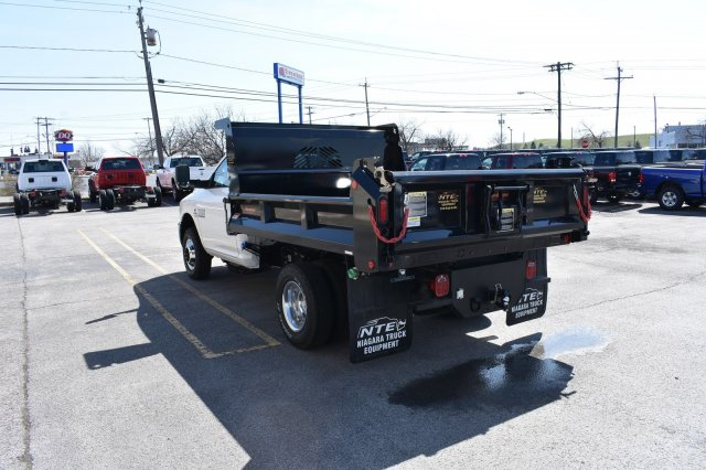 2018 Ram 3500 Regular Cab DRW 4x4,  Niagara Truck Equipment Dump Body #80881 - photo 2