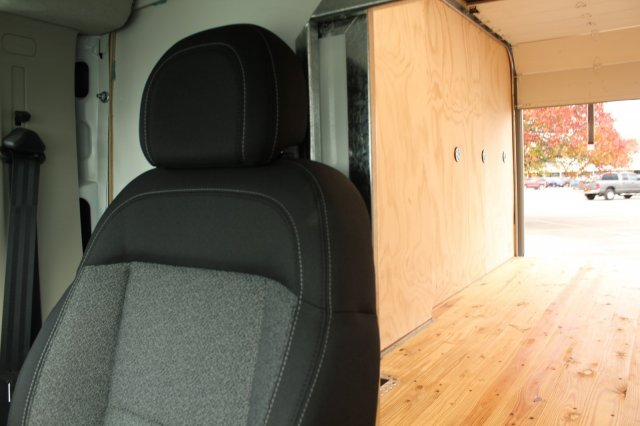 2018 ProMaster 3500 Standard Roof FWD,  Unicell Cutaway Van #81772 - photo 8