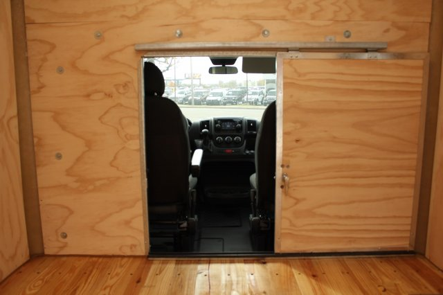 2018 ProMaster 3500 Standard Roof FWD,  Unicell Cutaway Van #81772 - photo 9