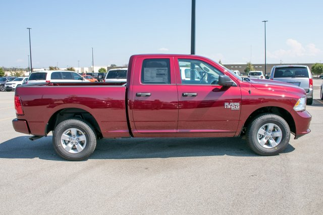 2019 Ram 1500 Quad Cab 4x4,  Pickup #90240 - photo 10