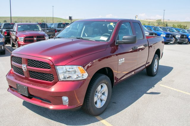 2019 Ram 1500 Quad Cab 4x4,  Pickup #90240 - photo 1