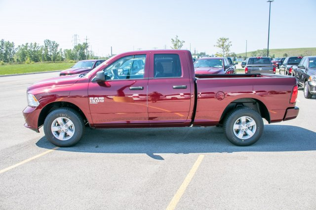 2019 Ram 1500 Quad Cab 4x4,  Pickup #90240 - photo 6