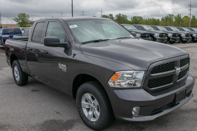 2019 Ram 1500 Quad Cab 4x4,  Pickup #90267 - photo 3