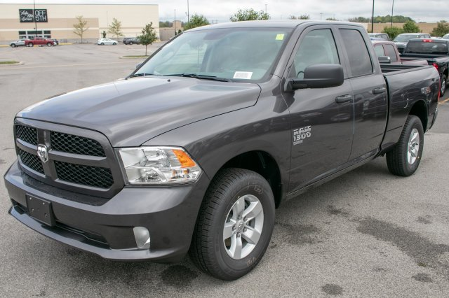 2019 Ram 1500 Quad Cab 4x4,  Pickup #90267 - photo 1