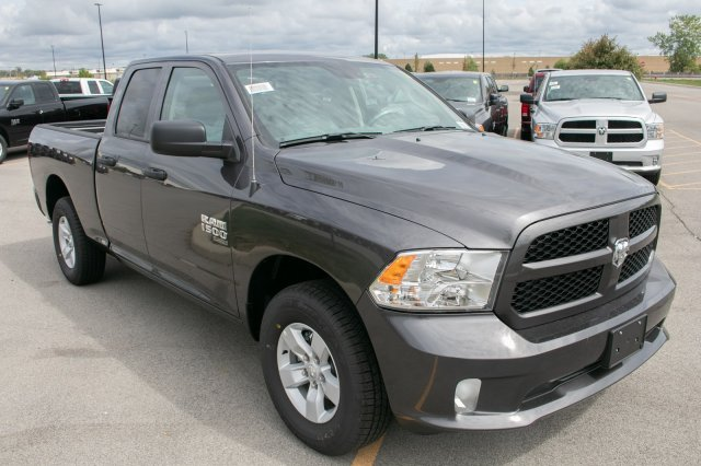 2019 Ram 1500 Quad Cab 4x4,  Pickup #90271 - photo 3