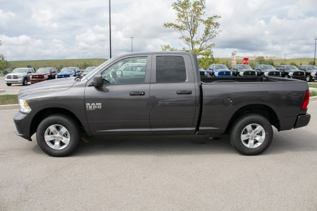 2019 Ram 1500 Quad Cab 4x4,  Pickup #90271 - photo 6