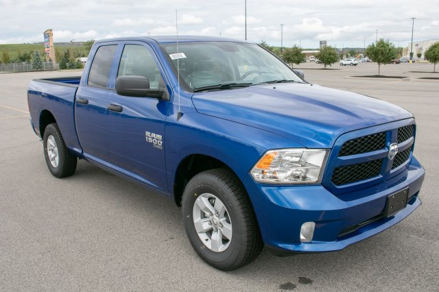 2019 Ram 1500 Quad Cab 4x4,  Pickup #90278 - photo 4