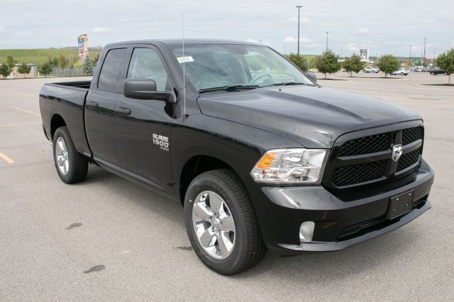 2019 Ram 1500 Quad Cab 4x4,  Pickup #90317 - photo 3