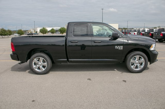 2019 Ram 1500 Quad Cab 4x4,  Pickup #90317 - photo 10