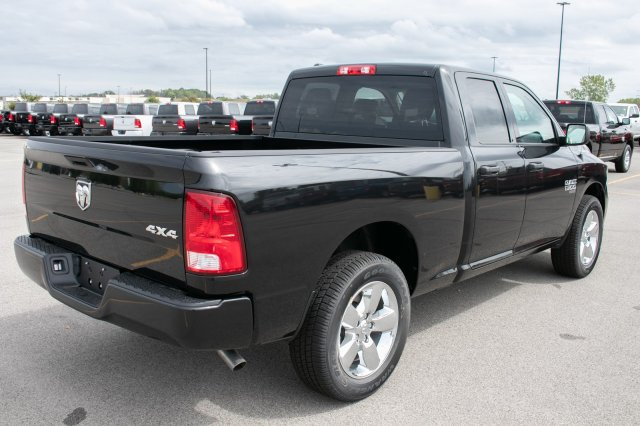 2019 Ram 1500 Quad Cab 4x4,  Pickup #90317 - photo 9