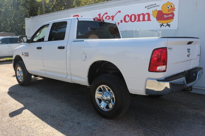 2018 Ram 2500 Crew Cab 4x4, Pickup #C18101 - photo 2