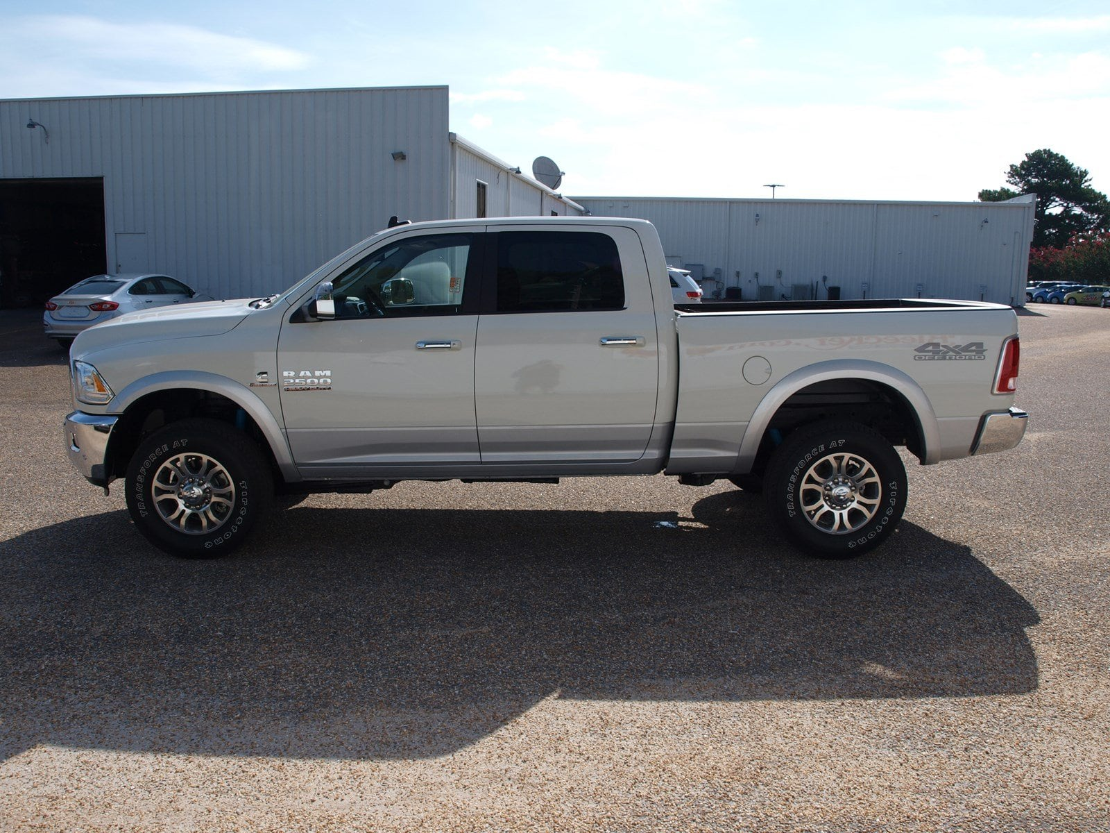 2018 Ram 2500 Crew Cab 4x4,  Pickup #C18103 - photo 3