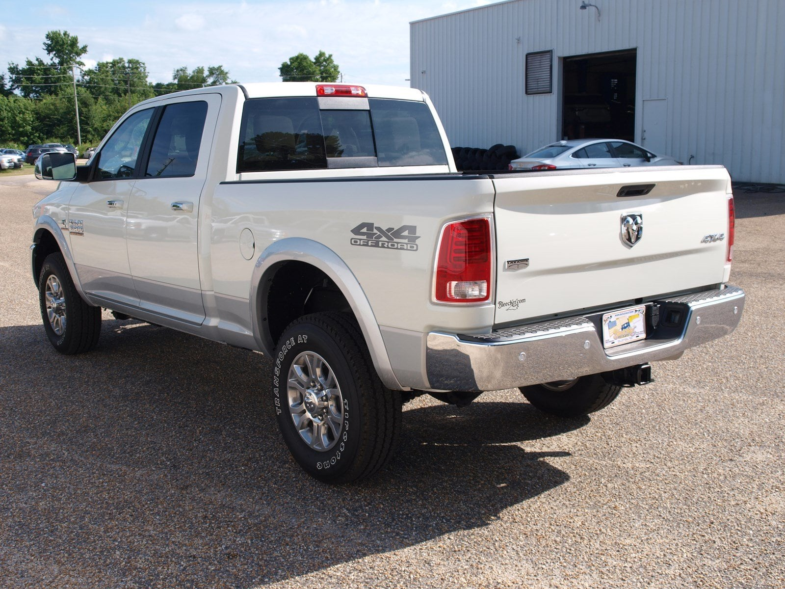 2018 Ram 2500 Crew Cab 4x4,  Pickup #C18103 - photo 4