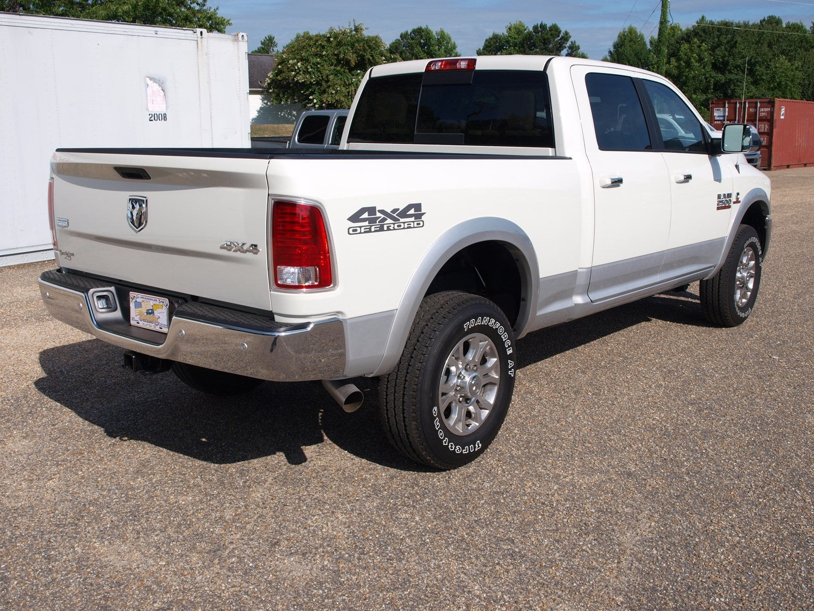 2018 Ram 2500 Crew Cab 4x4,  Pickup #C18103 - photo 2