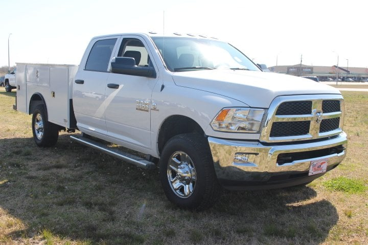 2018 Ram 3500 Crew Cab, Service Body #C18107 - photo 4