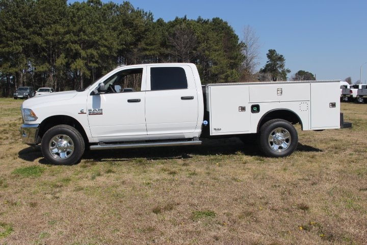 2018 Ram 3500 Crew Cab, Service Body #C18107 - photo 5