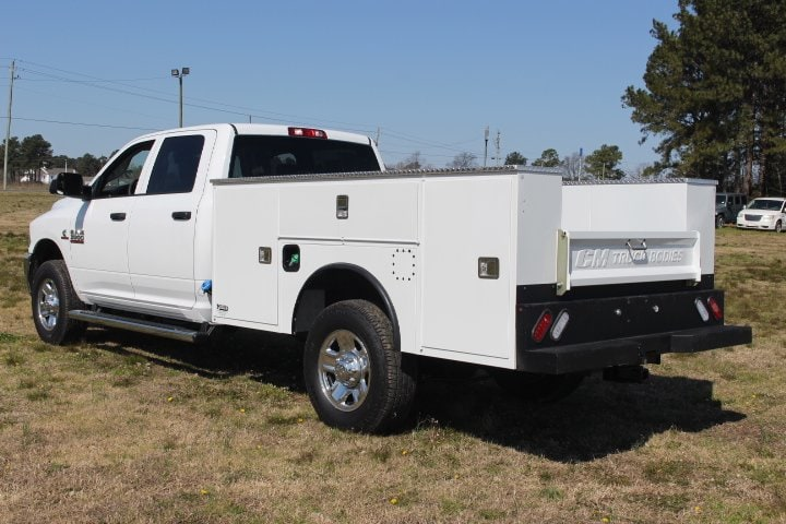 2018 Ram 3500 Crew Cab, Service Body #C18107 - photo 2