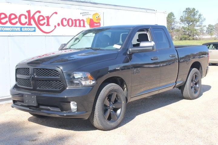 2018 Ram 1500 Quad Cab, Pickup #C18224 - photo 1